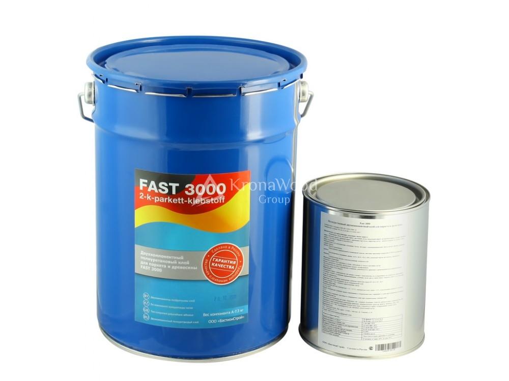 Паркетный клей BASF FAST 3000